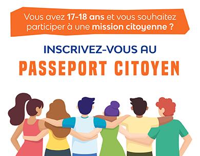 Passeport citoyen 2021