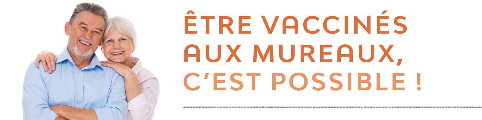 Ouverture du Centre de vaccination Covid-19 Val-de-Seine