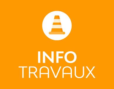 Travaux sur le réseau d'eau potable - rue Paul-Doumer