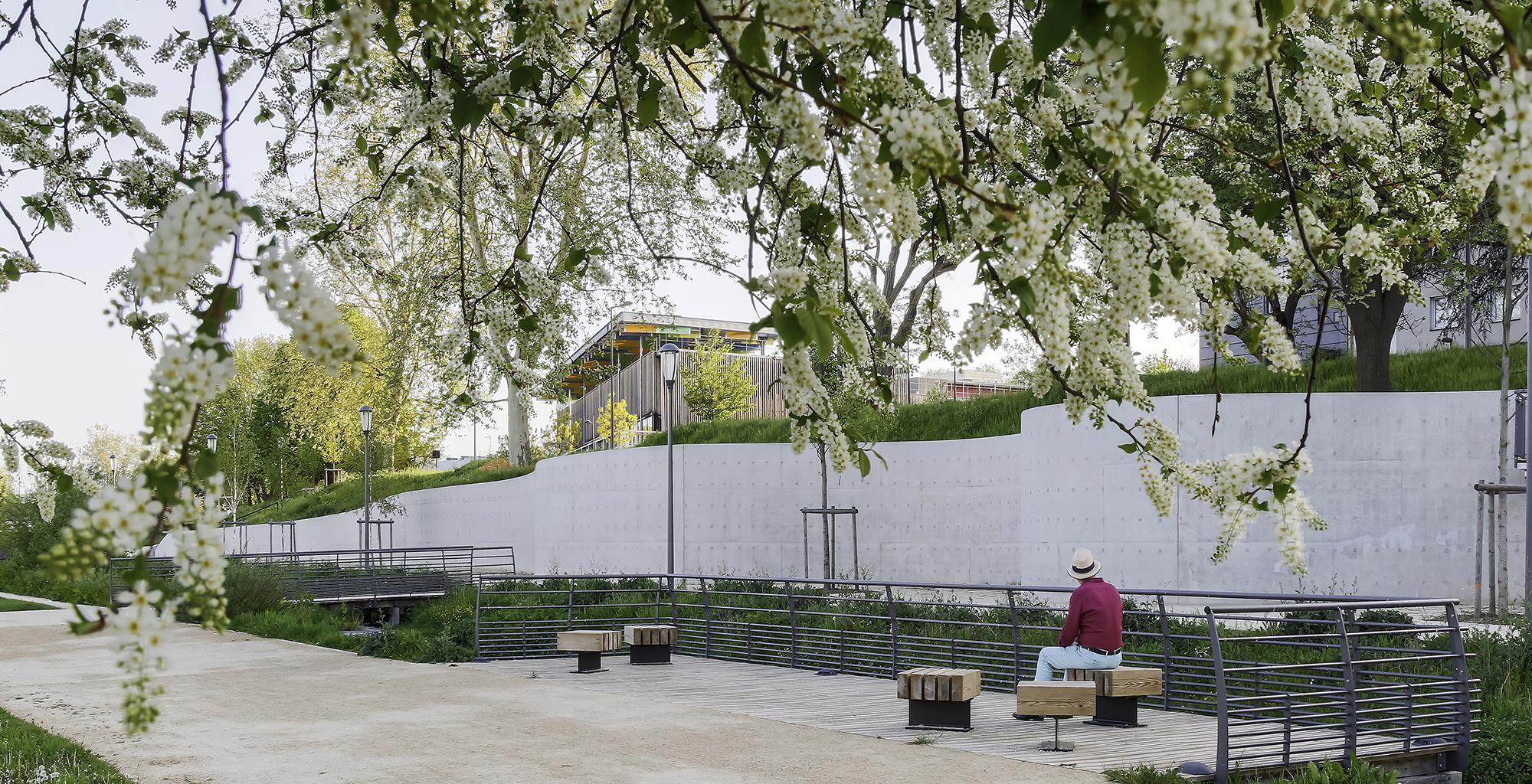 Parc Molière